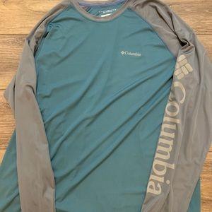 Columbia Omni-Shade long sleeve